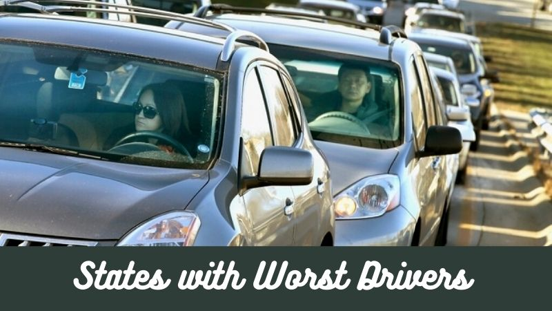 States with Worst Drivers