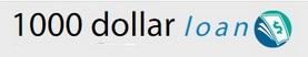 1000 Dollar Loan